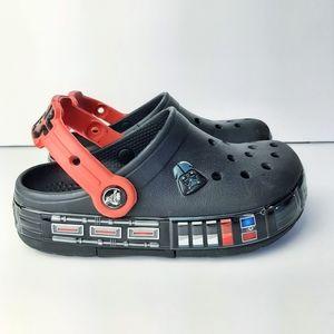 Crocs Star Wars Darth Vader Clog Shoe Light Up 12